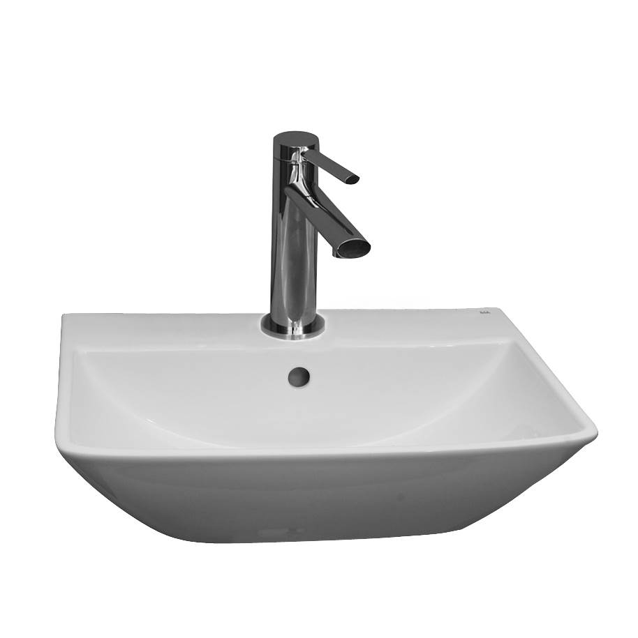 Barclay Wall Mount Bathroom Sinks item 4-751WH