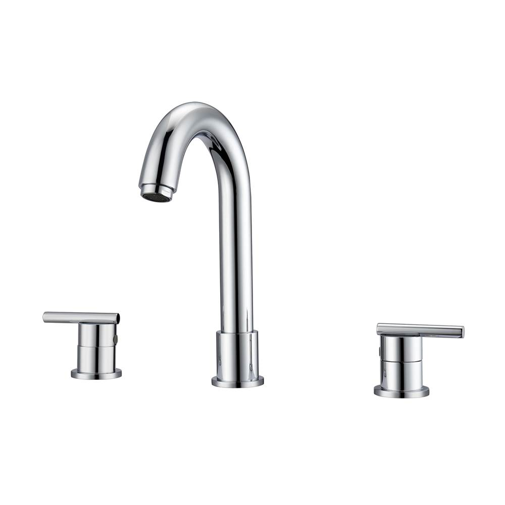 Barclay Widespread Bathroom Sink Faucets item LFW108-ML-CP