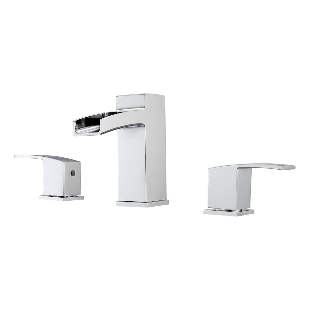Barclay Widespread Bathroom Sink Faucets item LFW110-ML-CP