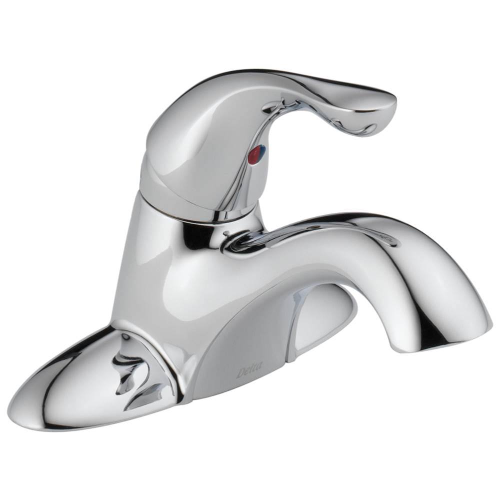 Delta Faucet Classic: Single Handle Tract-Pack Centerset Bathroom Faucet