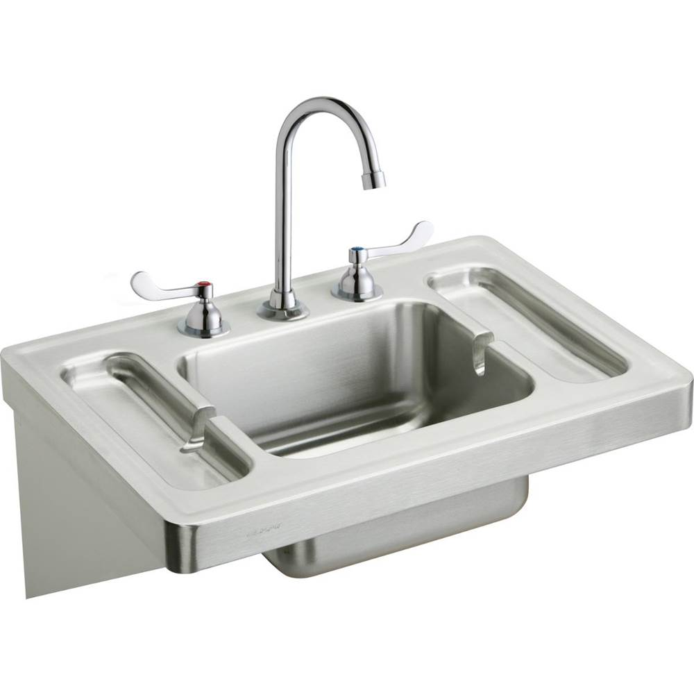 Elkay Wall Mount Laundry And Utility Sinks item ESLV2820W4C