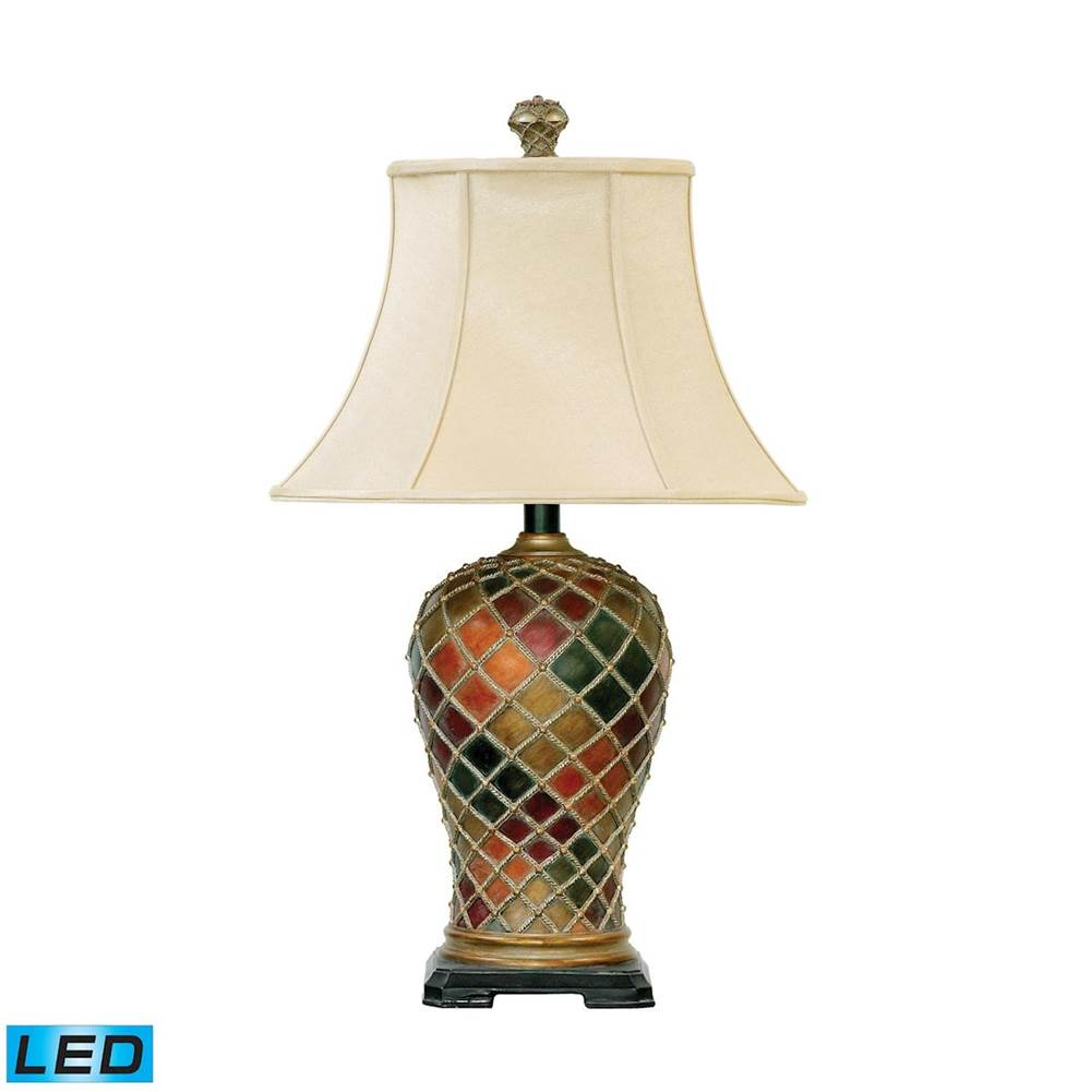 Elk Home Joseph 1 Light Led Table Lamp In Bellevue Finish