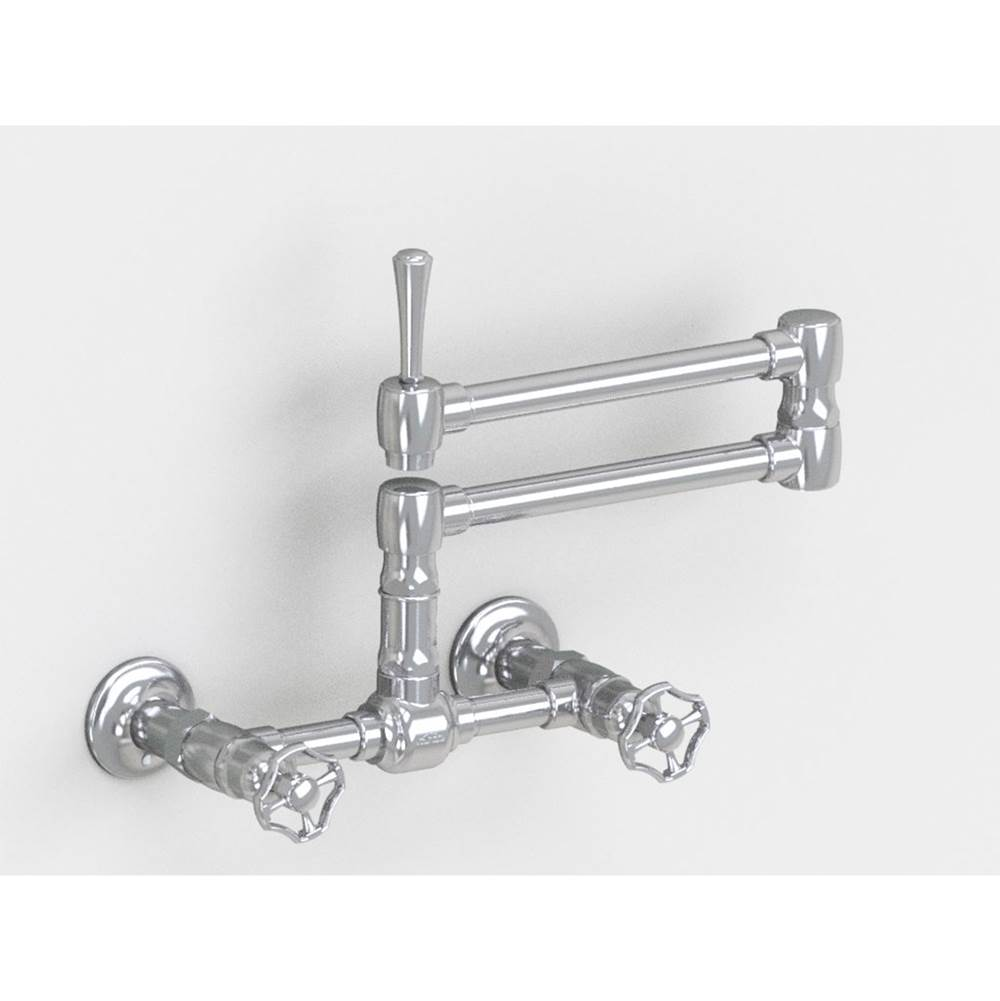Jaclo Wall Mount Kitchen Faucets item 1010-X-BSS