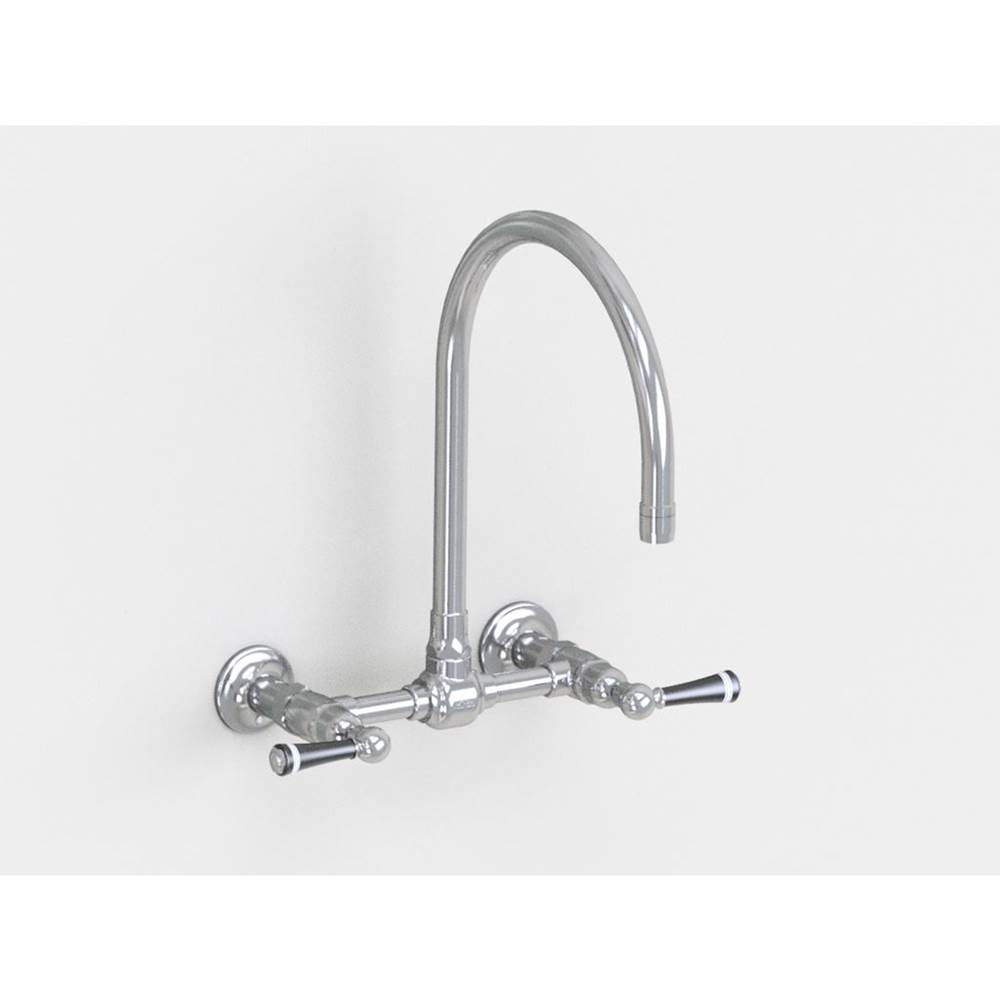 Jaclo Wall Mount Kitchen Faucets item 1011-B-BSS
