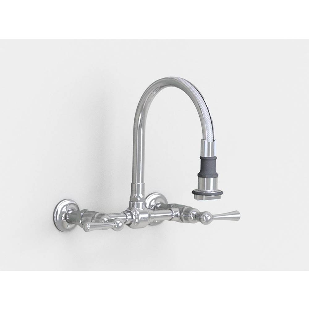 Jaclo Wall Mount Kitchen Faucets item 1212-M-PSS