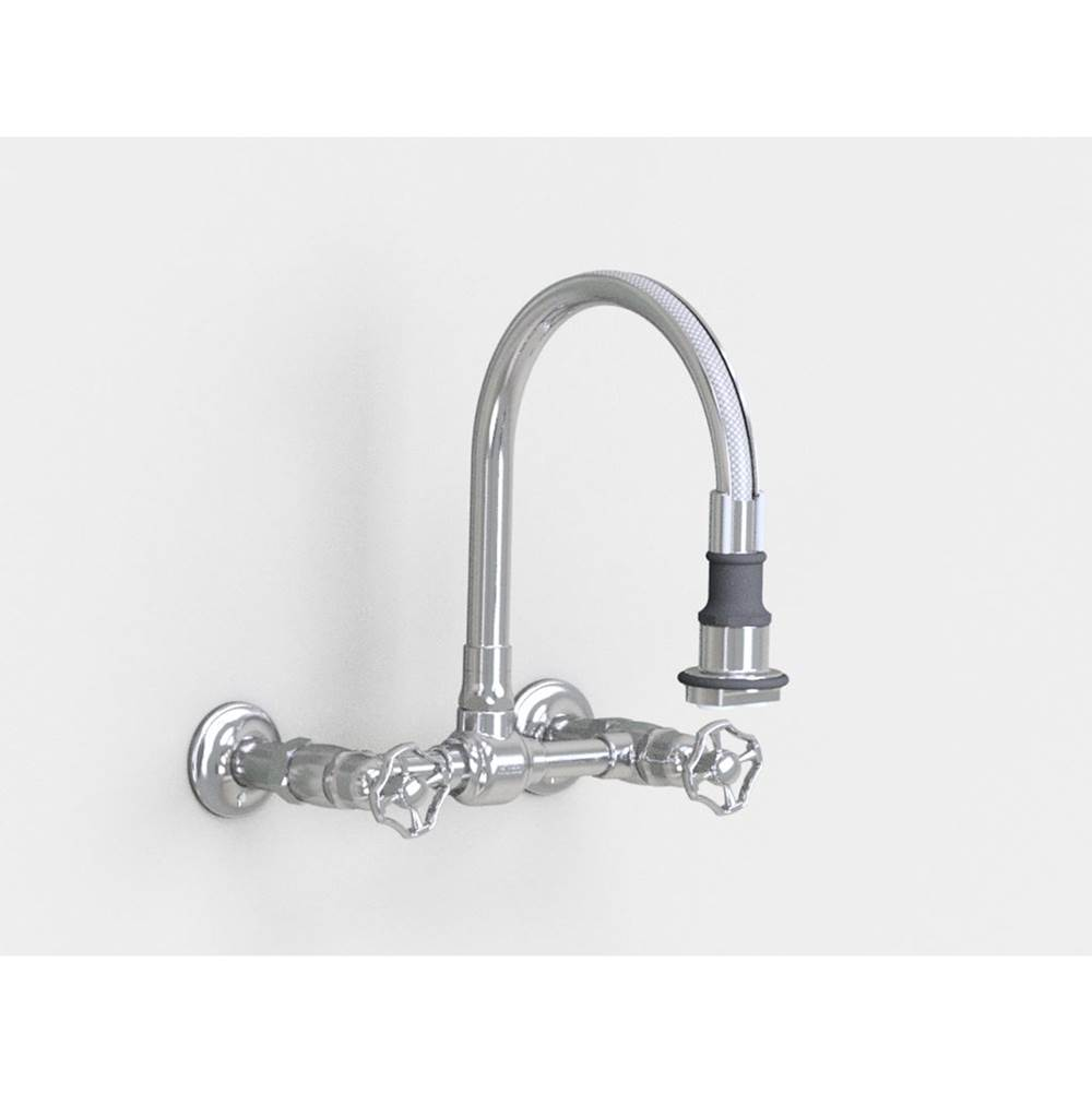 Jaclo Wall Mount Kitchen Faucets item 1212-X-PSS