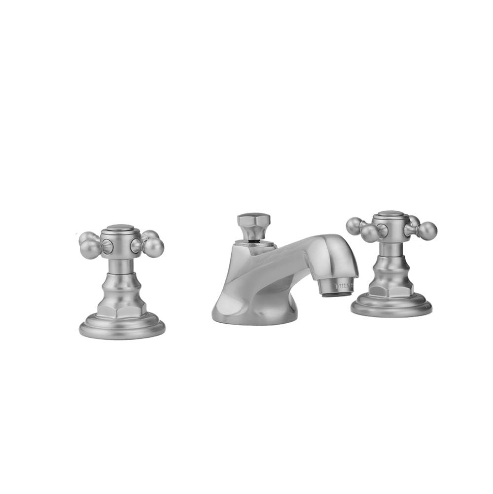 Jaclo Widespread Bathroom Sink Faucets item 6870-T678-1.2-PCH
