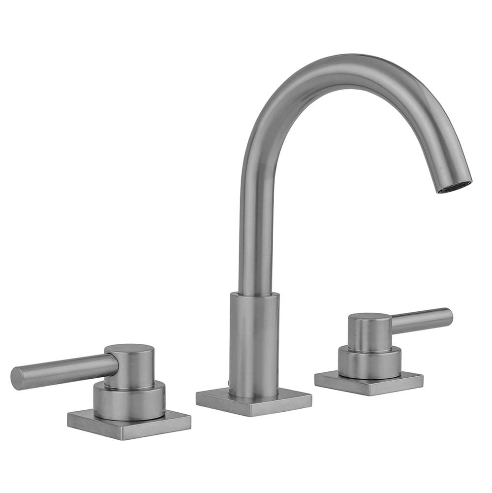 Jaclo Widespread Bathroom Sink Faucets item 8881-TSQ632-WH