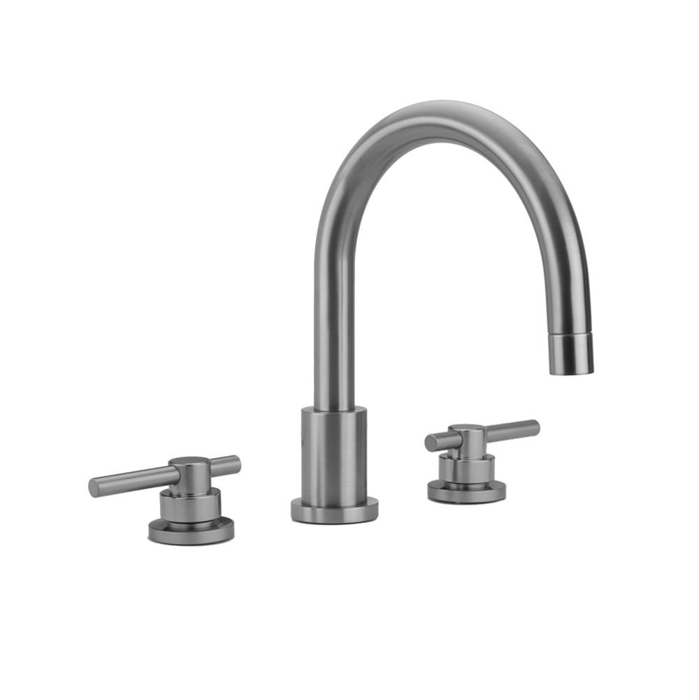 Jaclo Widespread Bathroom Sink Faucets item 9980-T638-TRIM-WH