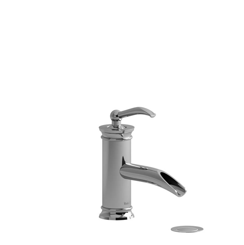 Riobel Single Hole Bathroom Sink Faucets item ASOP01PN-10