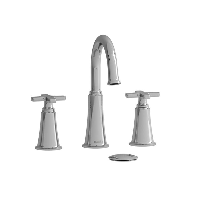 Riobel Widespread Bathroom Sink Faucets item MMRD08XBK-05