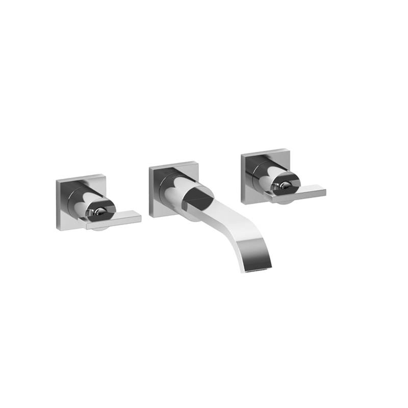 Riobel Profile® Wall Mount Lavatory Faucet