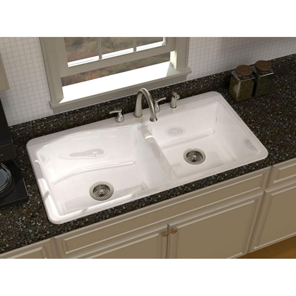 Song Drop In Kitchen Sinks item S-8640-4-51