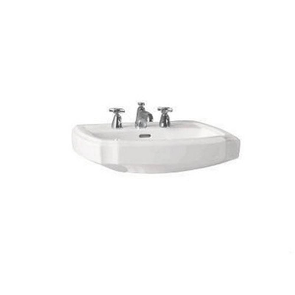Toto Guinevere 24'' Lavatory Single Hole-Colonial White